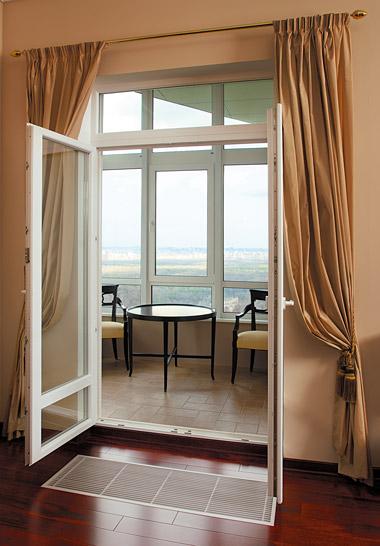 Отдельный вход в собственную квартиру вместо окна дверь rusd.